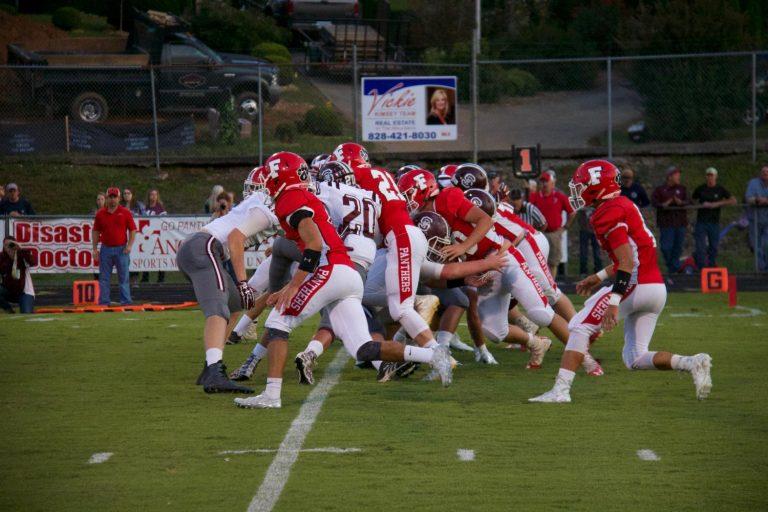 Varsity Football 17