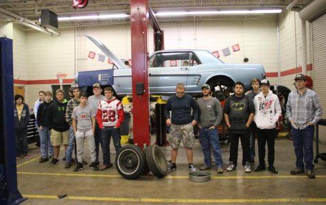 Classroom Insider: Automotive I Does Classic Work