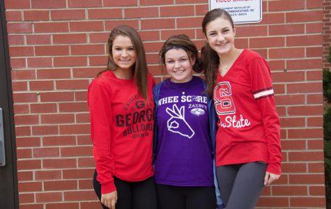 Spirit Week: College Day