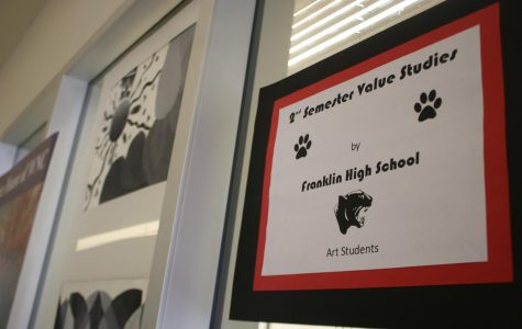Classroom Insider: SECU Displays FHS Art