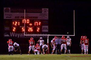 Varsity Football vs. Rabun Gap