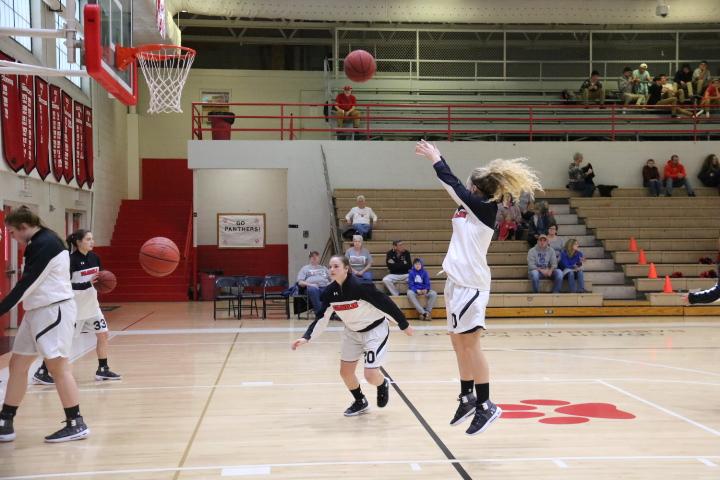 JV Women's Basketball vs. Cherokee