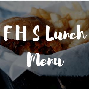 Lunch Menu: Week of November 30th