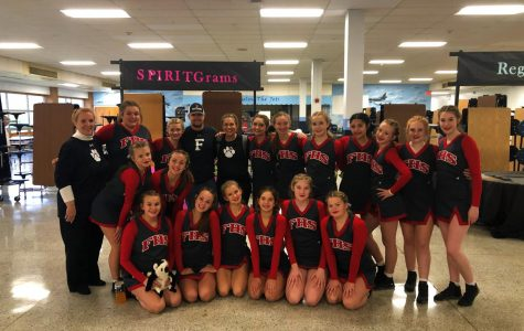 Cheer wins in the Regional Prestate