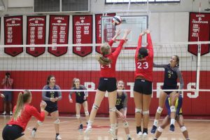 V. Volleyball vs. ACA