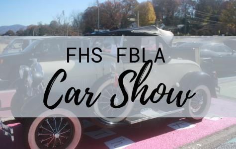 FBLA Car Show