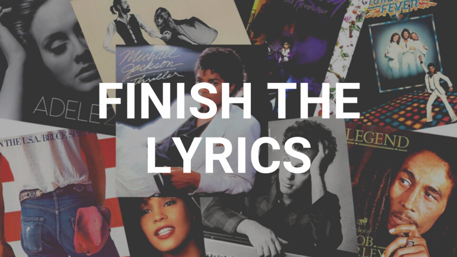 Finish the Lyrics
