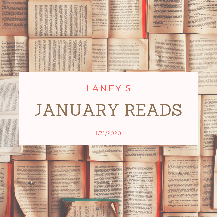 Books Read In January