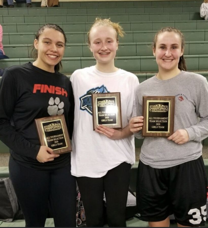 All-Tournament selections