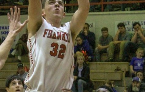 Miles McClure All WNC Basketball