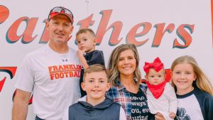 Franklin High husband-wife coaching tandem balances sports, family & community
