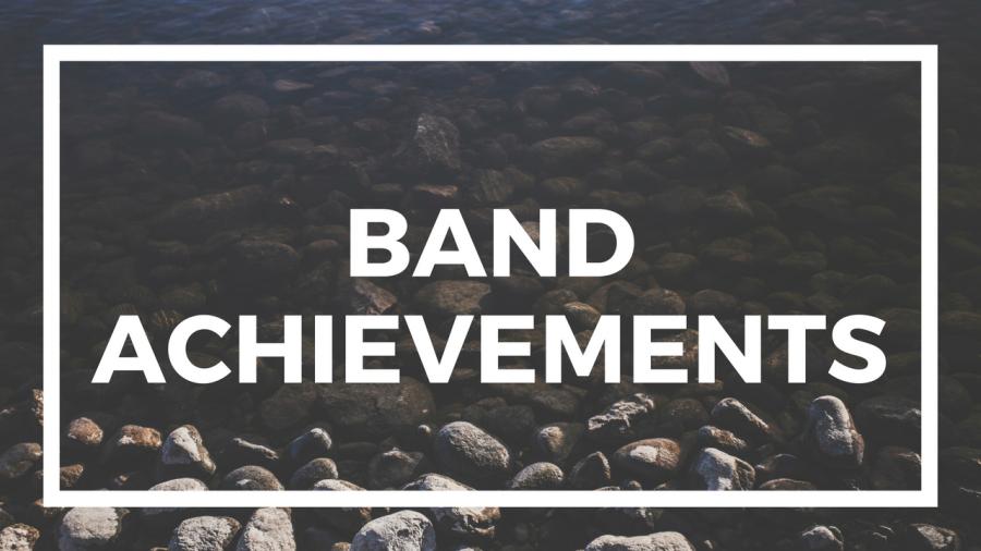 Video: Band Achievements