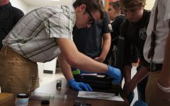Finger Printing and The K9 Unit