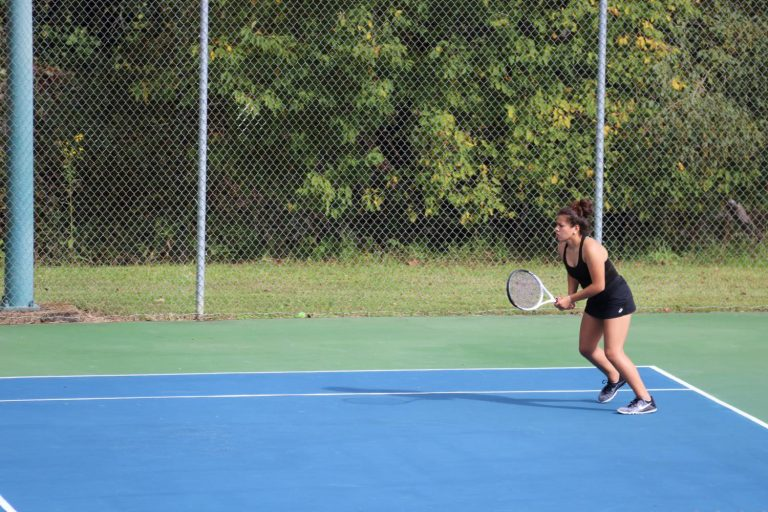 Women's Tennis vs. East Henderson