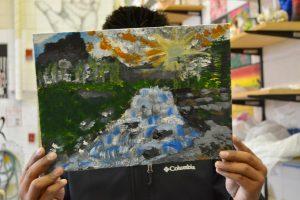 Art at the Greenway