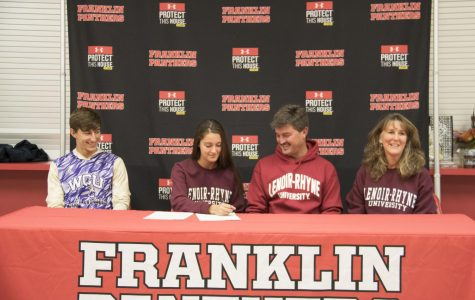 Kennedy Conner Signs with Lenoir Rhyne