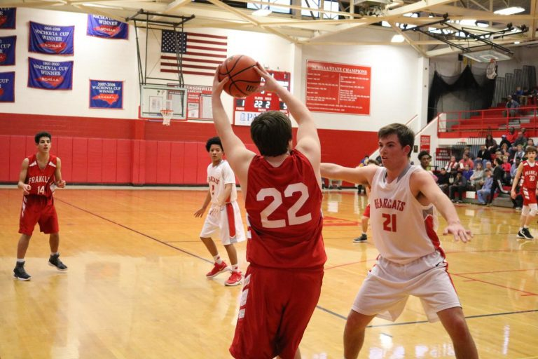 JV Men's Basketball 18
