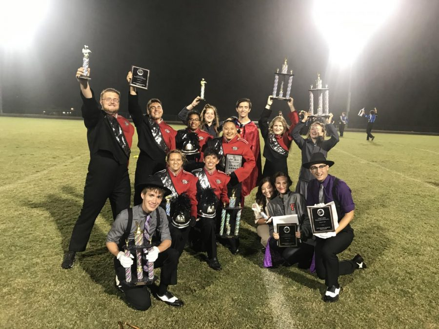 FHS Marching Band: A Phenomenal Weekend