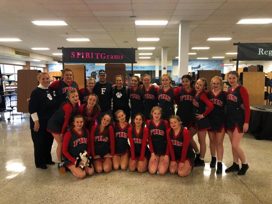 Cheer wins in the Regional Prestate