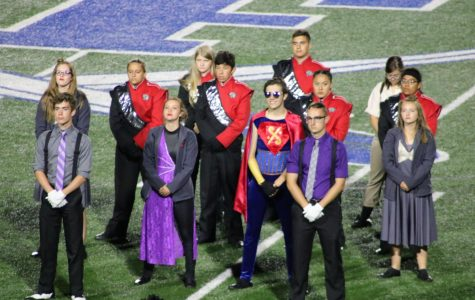 The Band has Another Great Weekend