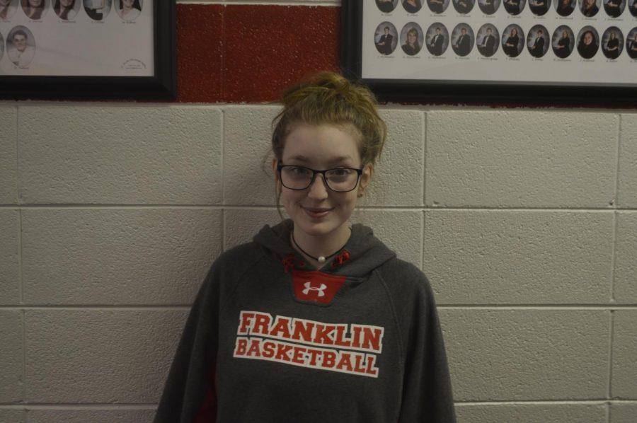 Student Spotlight: Lainey Bowers