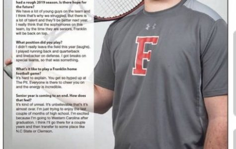 Asheville Citizens Athelete of the Week: Men's Tennis