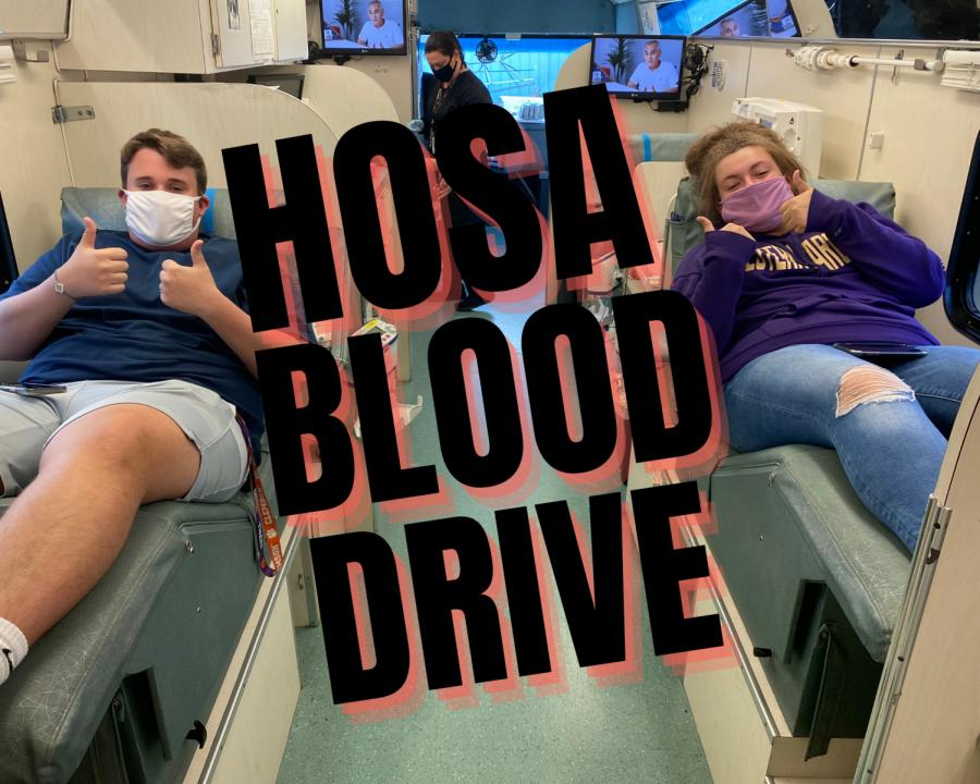 HOSA BLOOD DRIVE