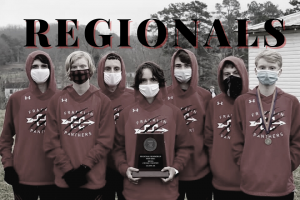 Cross Country Goes to Regionals