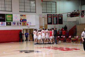 Mens Varsity Basketball vs Smoky