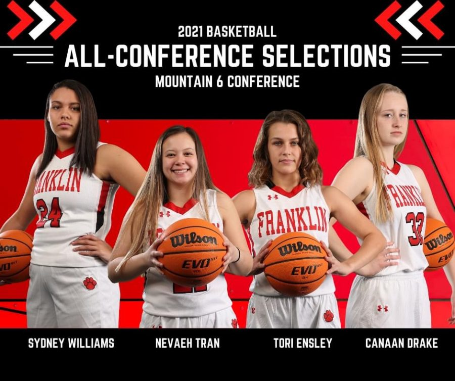 Women's Varsity Basketball All-Conference Selections