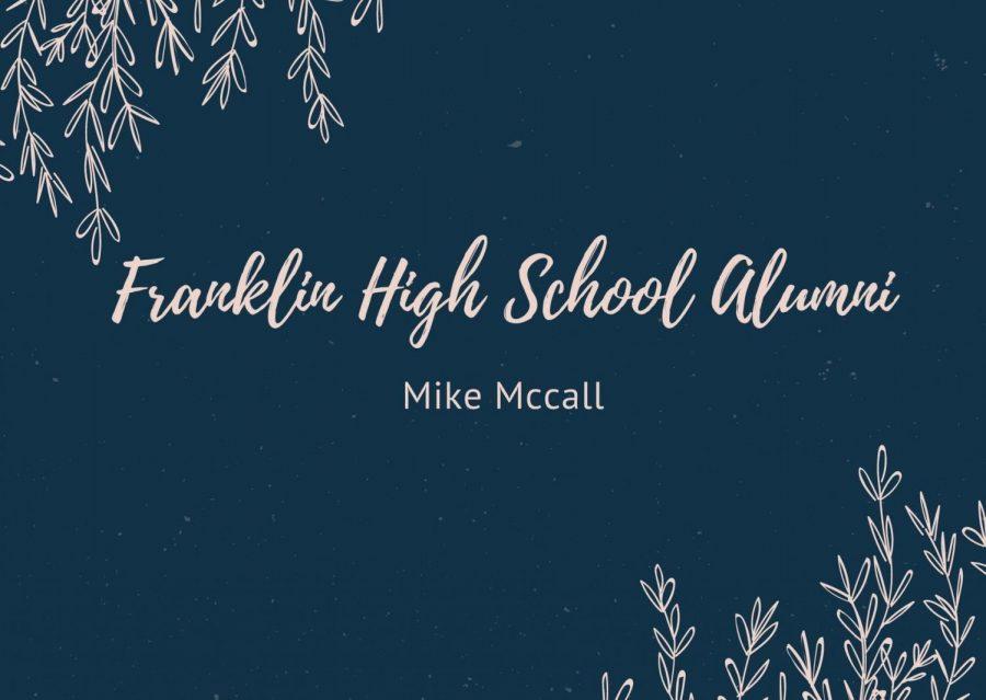 FHS Alumni Mike McCall THE SUNSET RESTAURANT