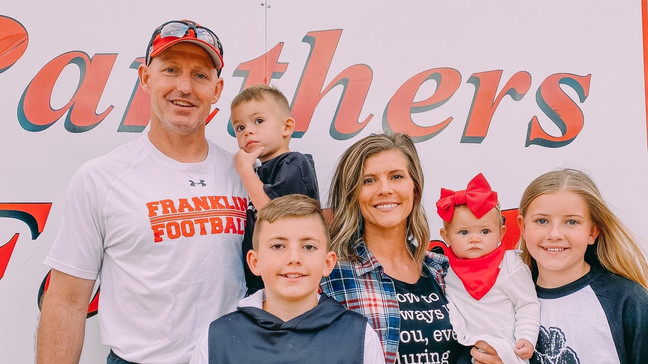Franklin High husband-wife coaching tandem balances sports, family & community