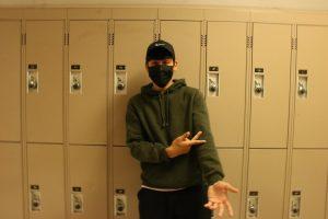 Student Spotlight: Caleb Pevia