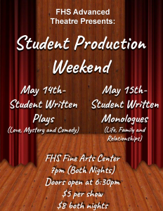 Theater Student Production