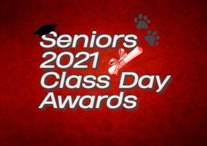 2021 Class Day awards!