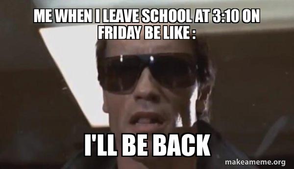 Fridays meme