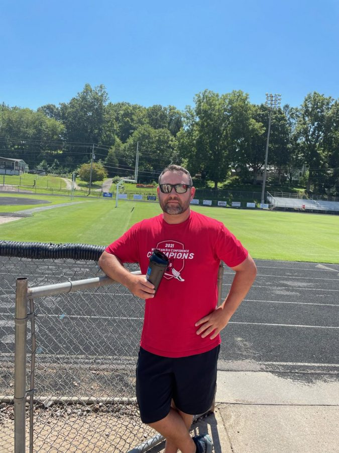 FHS New Athletic Director: Matt Bradley