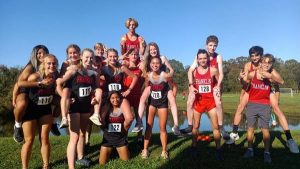 Cross Country Mountain 7 Conference!