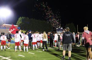 Franklin Panthers vs Smokey Mountain (Varsity 3-2) W